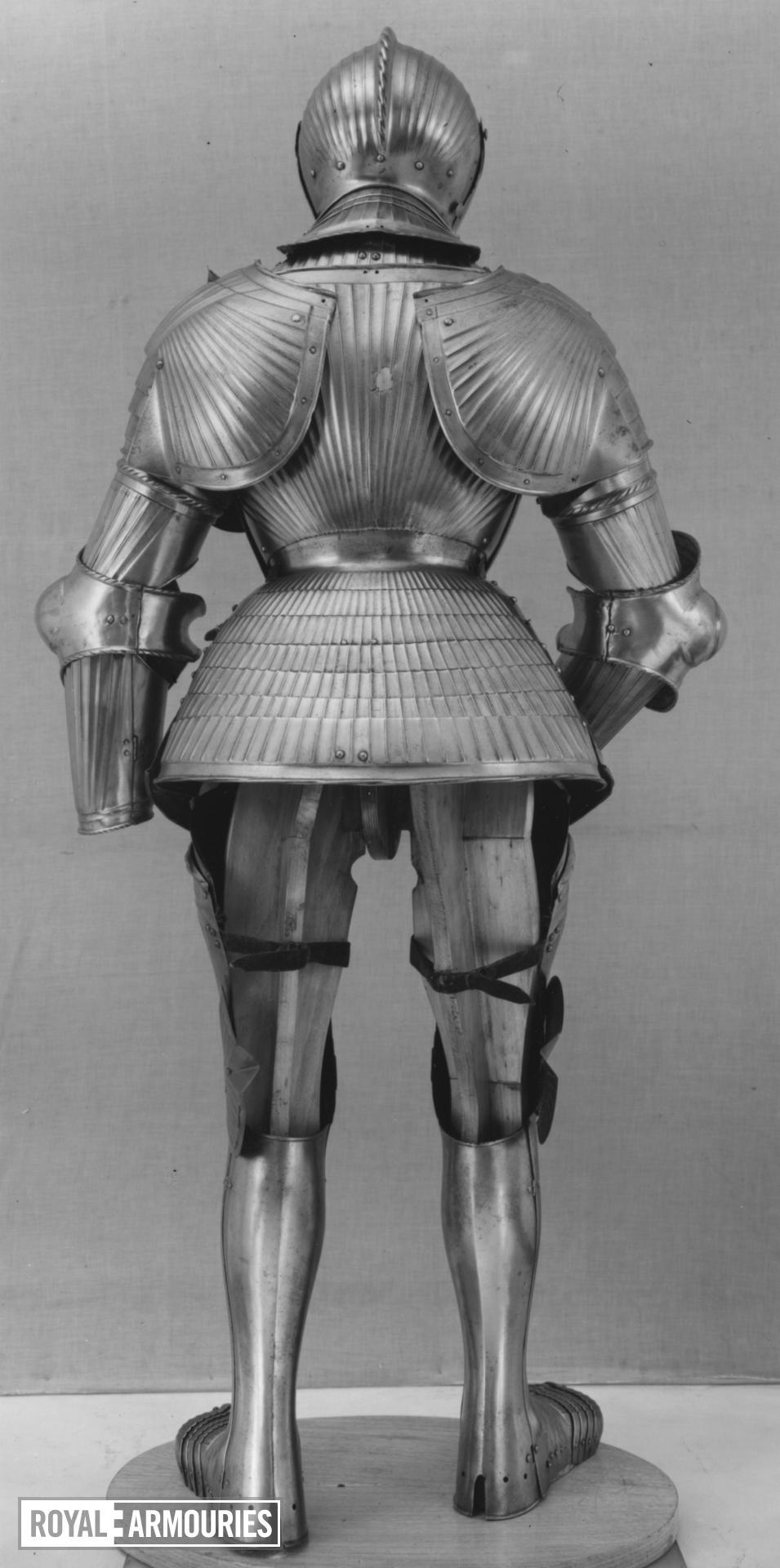 Field armour Maximilian style