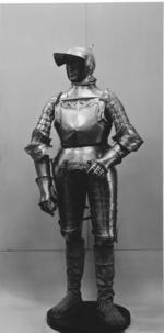 Thumbnail image of Three-quarter armour Of landsknecht type.