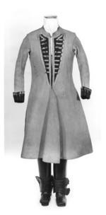 Thumbnail image of Buff coat