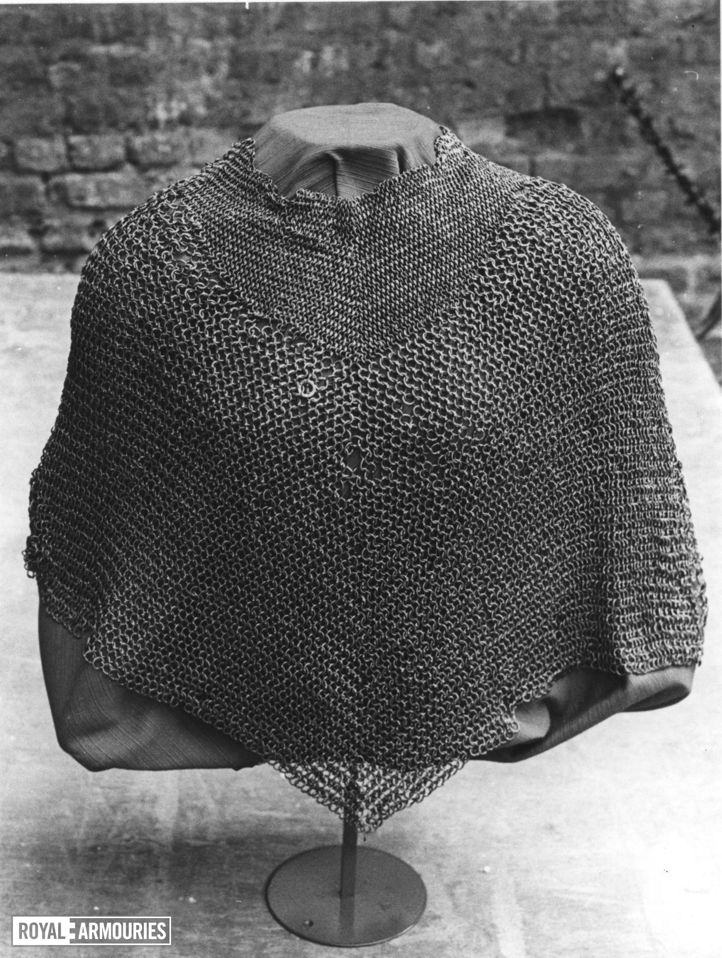 Mail cape. German, 15th century (III.14)