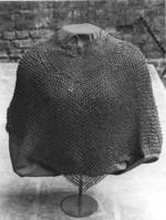 Thumbnail image of Mail cape. German, 15th century (III.14)