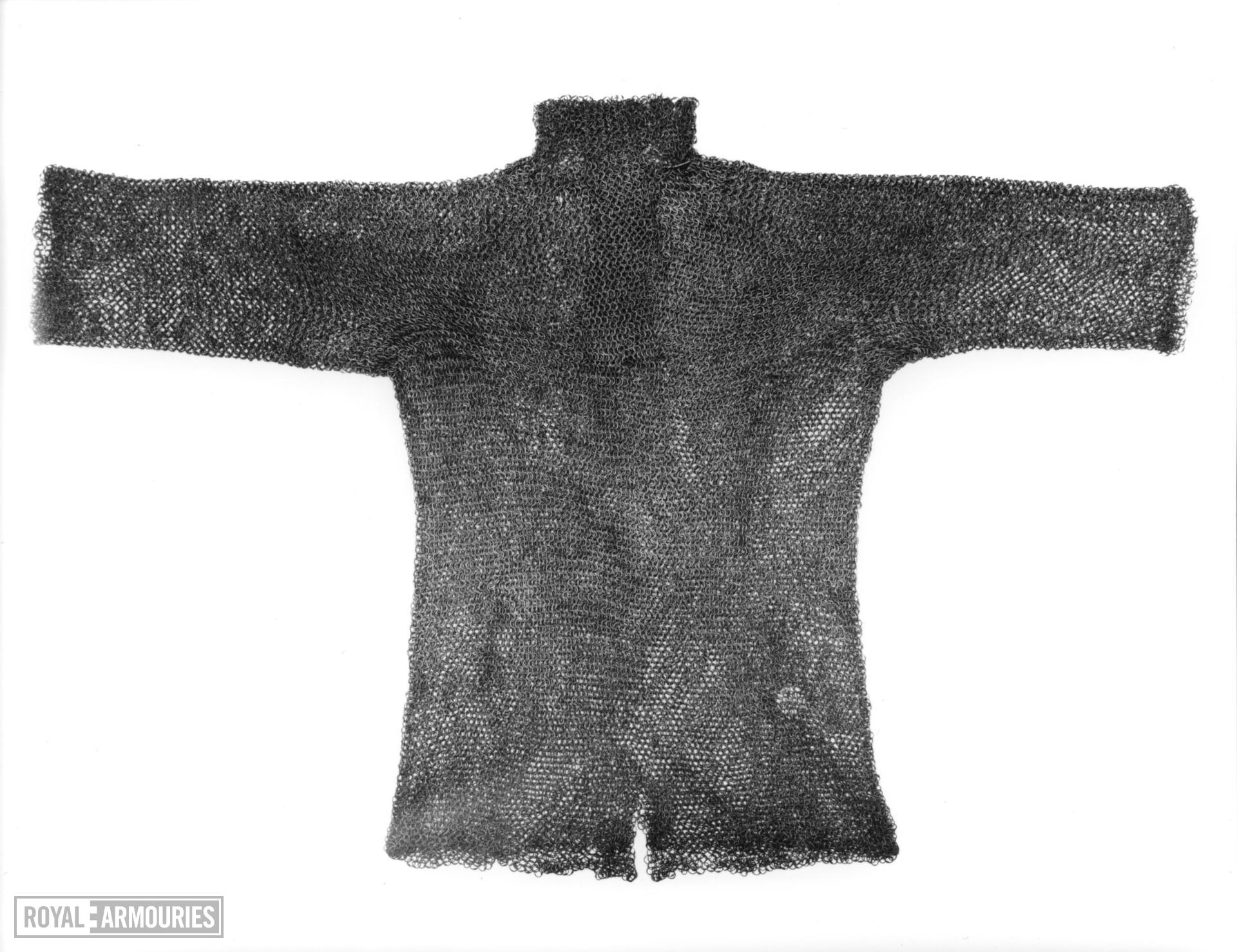 Mail shirt. European, 15th century (III.3)