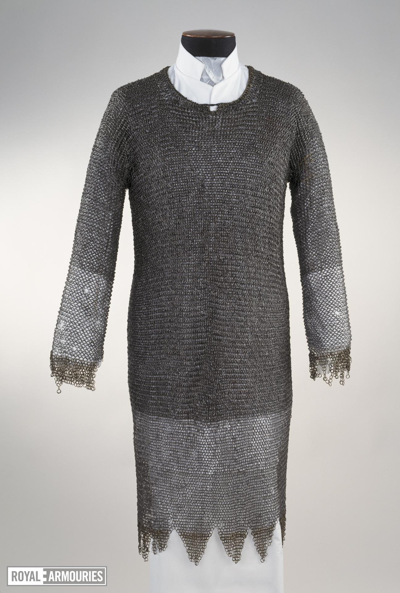 Mail shirt. European, 15th century (III.5)