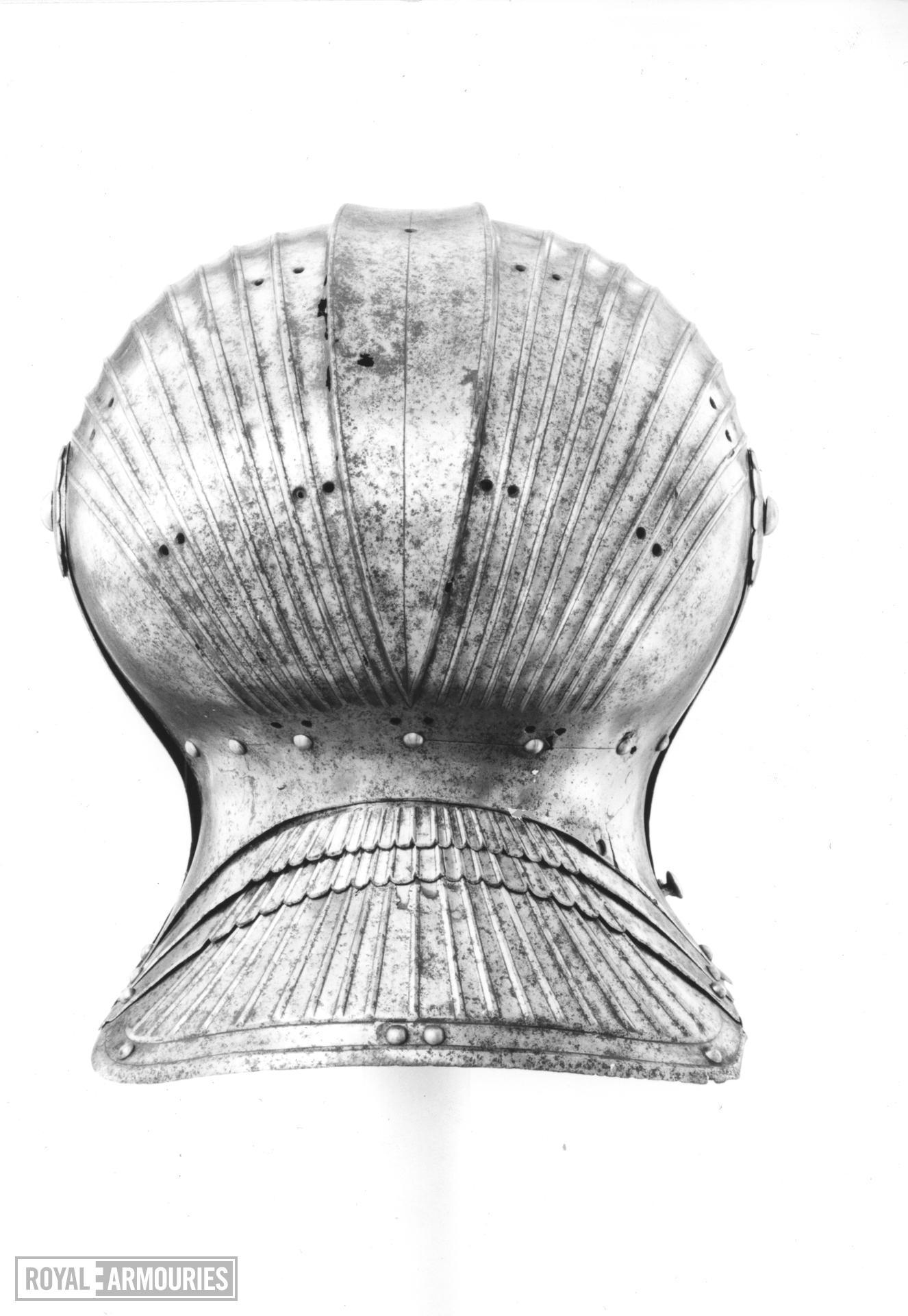 Close helmet 'Maximilian' type