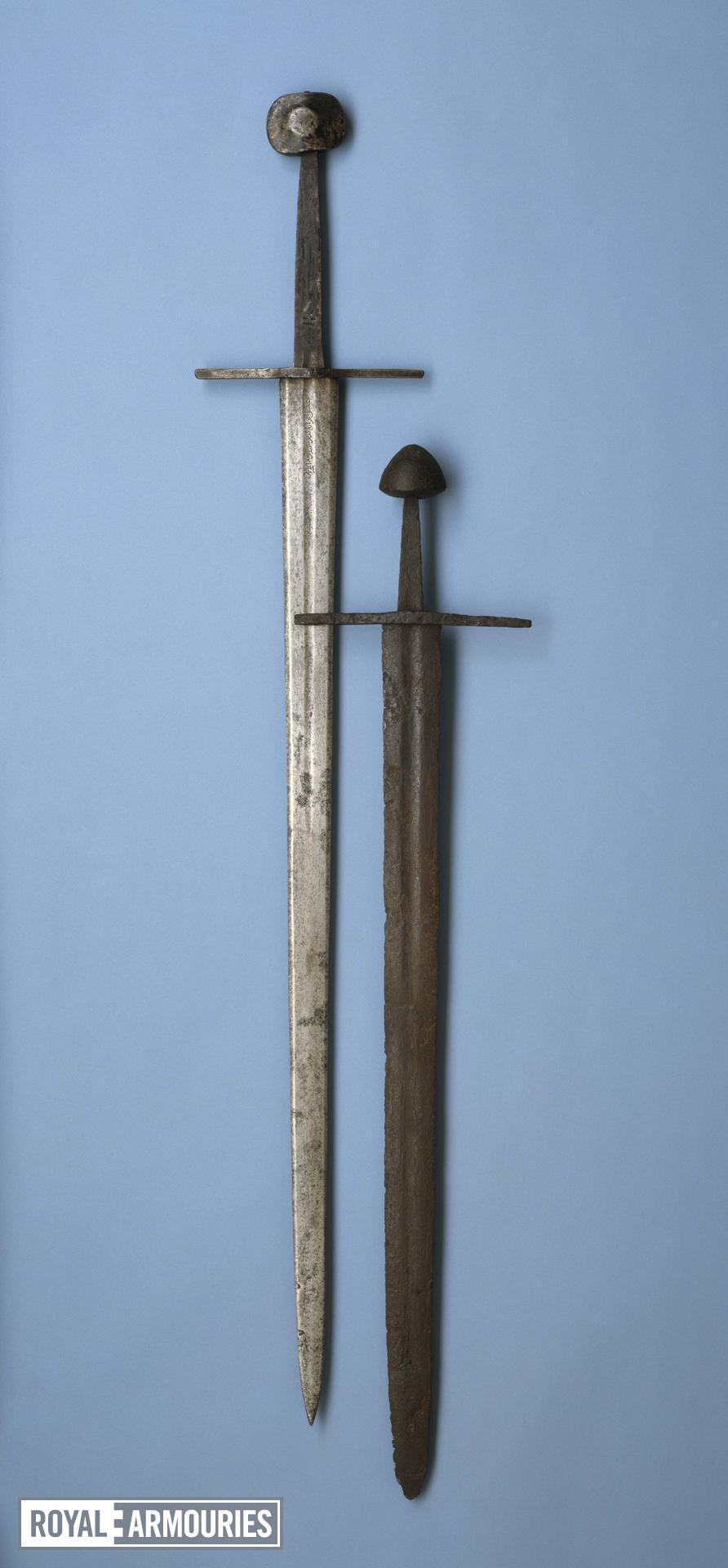 Sword Oakeshott Type X sword