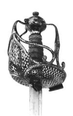 Thumbnail image of Sword - Backsword Reputed to have been Cromwell's