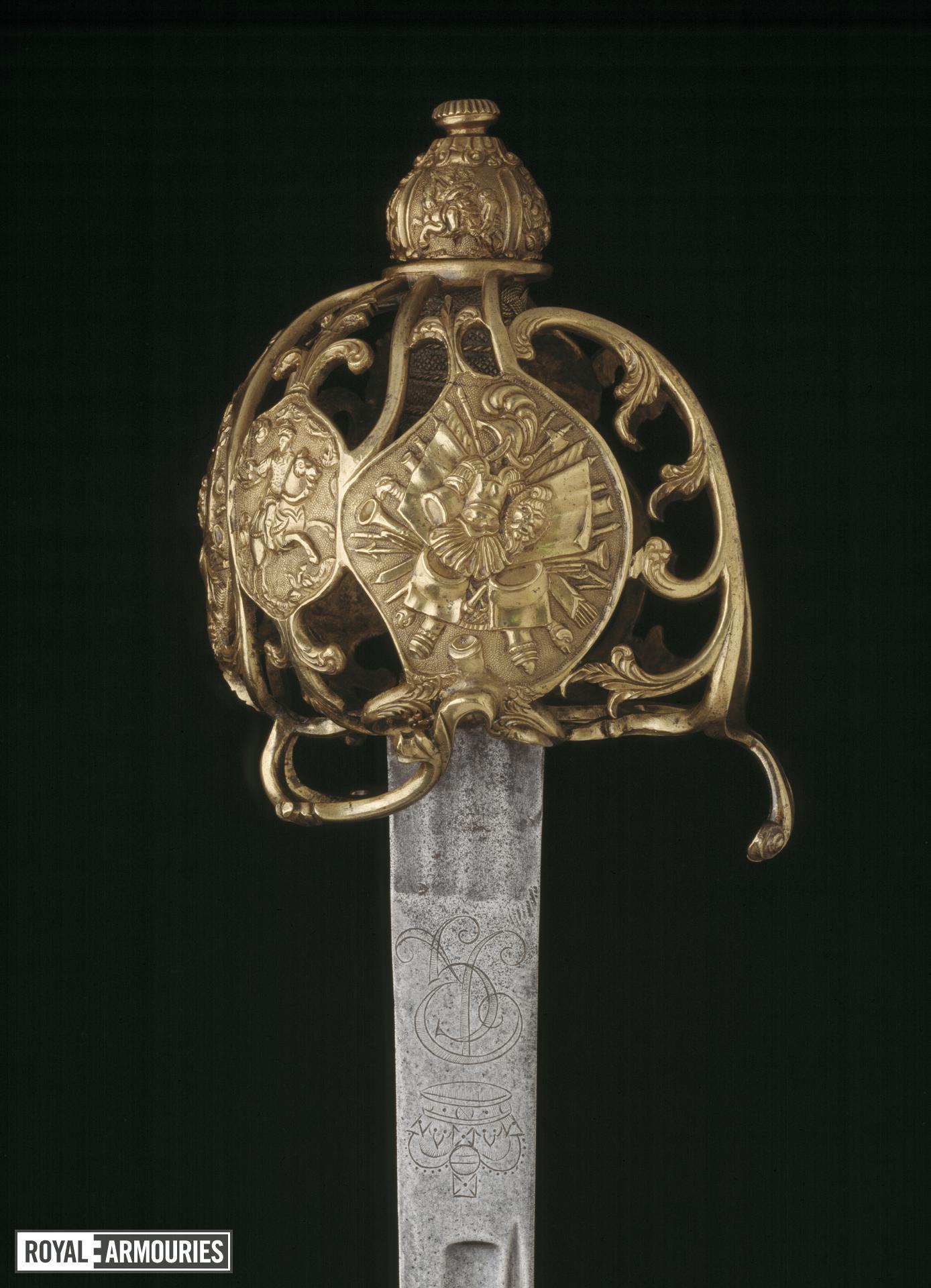 Sword Cavalry Officer's sword
