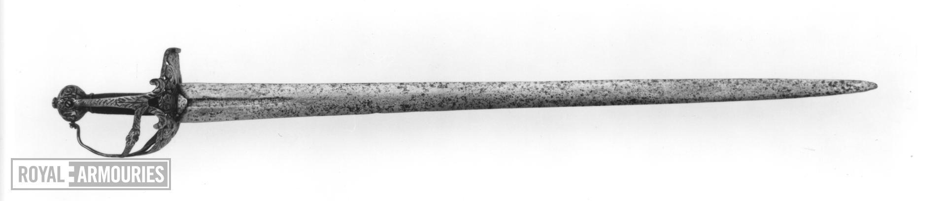 Sword Mortuary sword