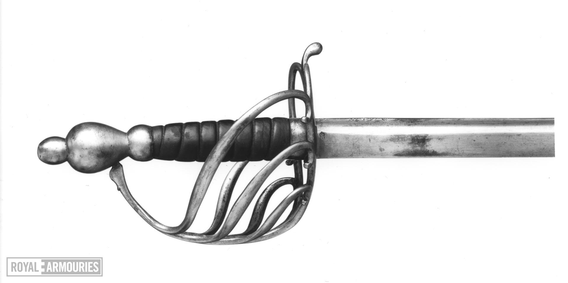 Sword Cavalry trooper's sword