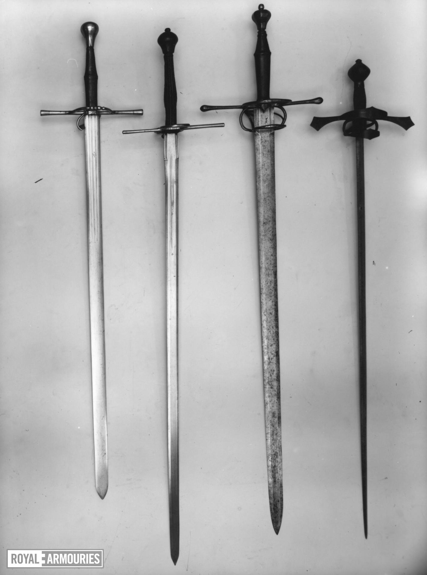 Sword - hand-and-a-half sword