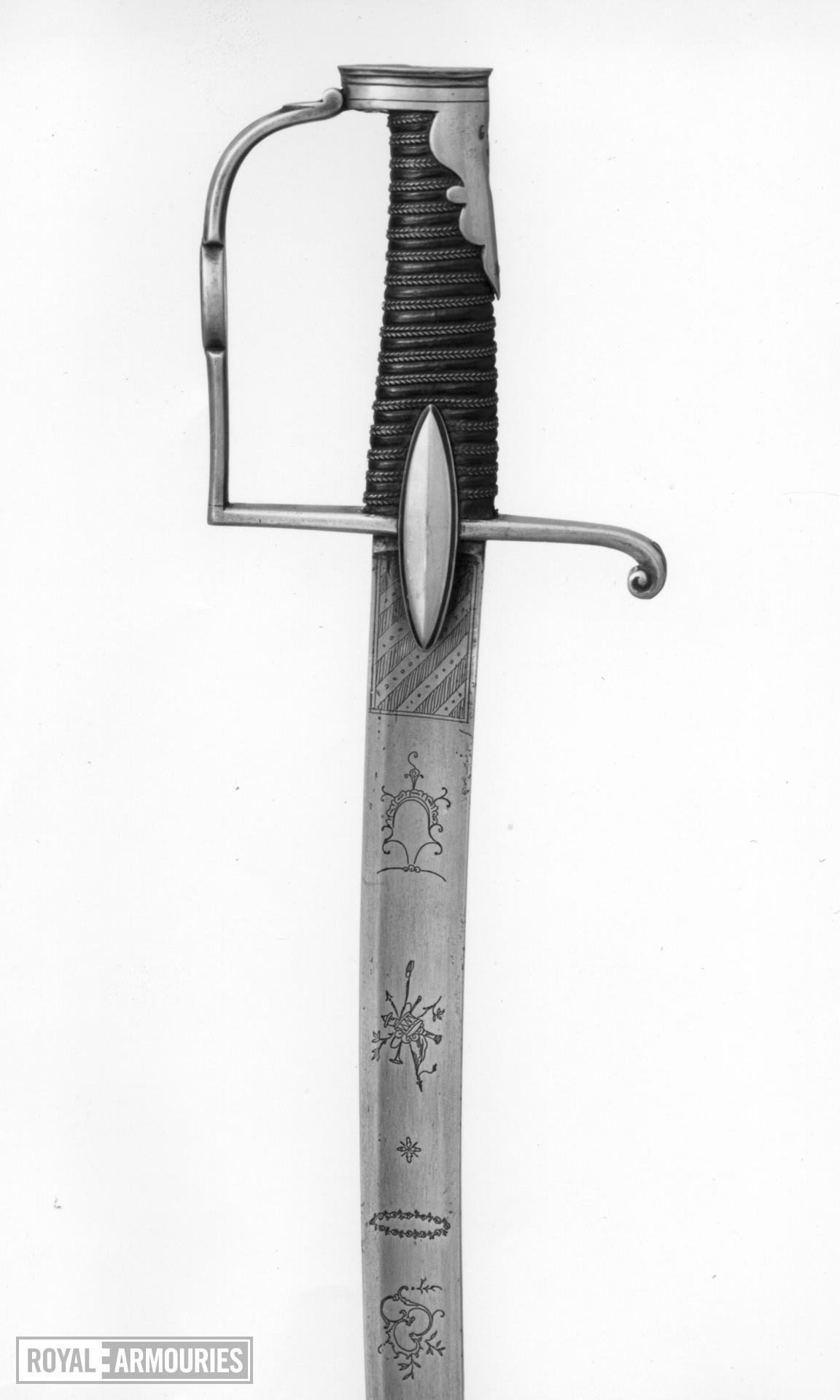 Sword Light Cavalry Officer's sword