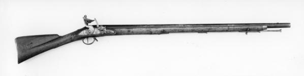 Thumbnail image of Flintlock muzzle-loading military musket - Pattern 1803 Black, Pioneer model for Sea Service