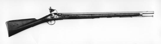 Thumbnail image of Flintlock military carbine - Pattern 1773 Eliott type 2 For Light Dragoons.