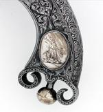 Thumbnail image of Flintlock pistol By J. Murdoch One of a pair with XII.1674