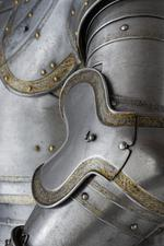 Thumbnail image of Pair of vambraces of King Henry VIII