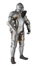 Thumbnail image of Armour for field and tournament of King Henry VIII