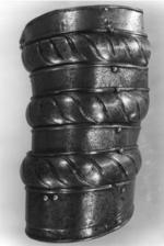 Thumbnail image of Portions of an armour Puffed and slashed, probably by Kolman Helmshmid
