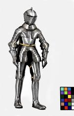 Thumbnail image of Boy's armour