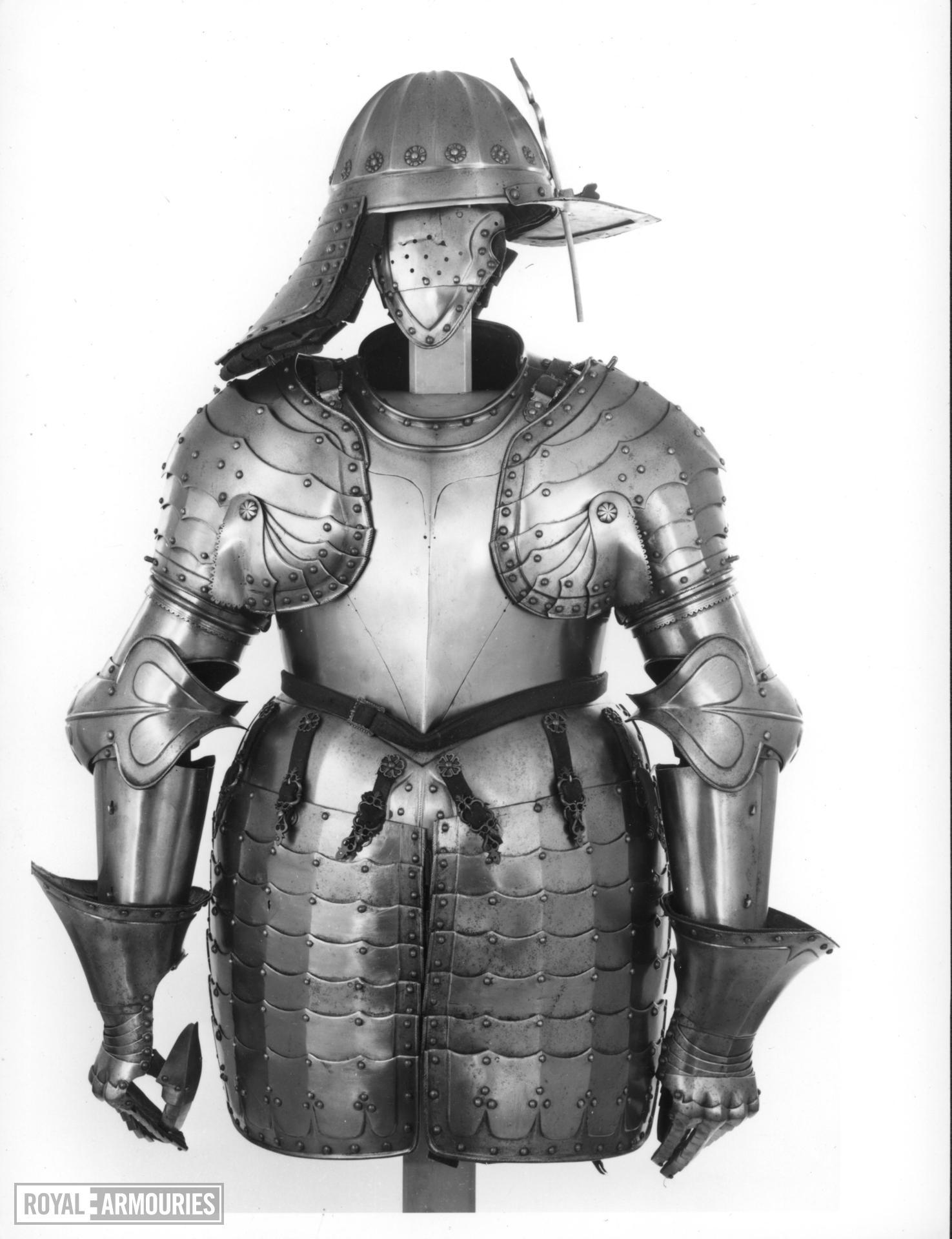 Half armour
