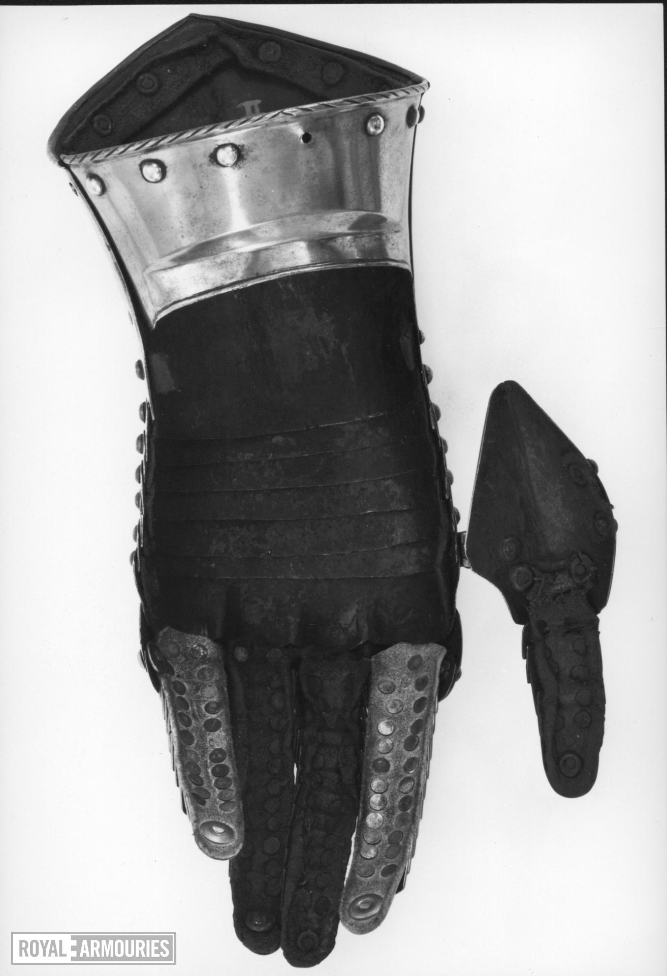 Tilt armour for the Plankengestech