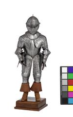 Thumbnail image of Miniature cuirassier armour Miniature half armour