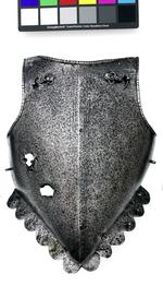 Thumbnail image of Breastplate Modified in 17th century