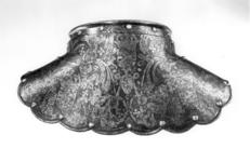 Thumbnail image of Part of a gorget by Adrian Collaert