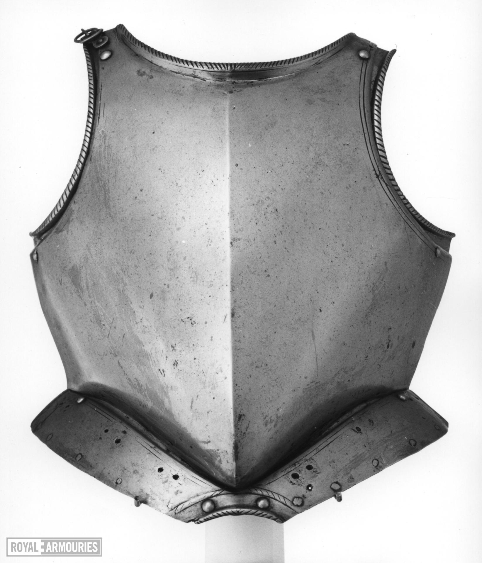 Breastplate From a corslet