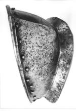 Thumbnail image of Bevor (incomplete) For a kettle hat