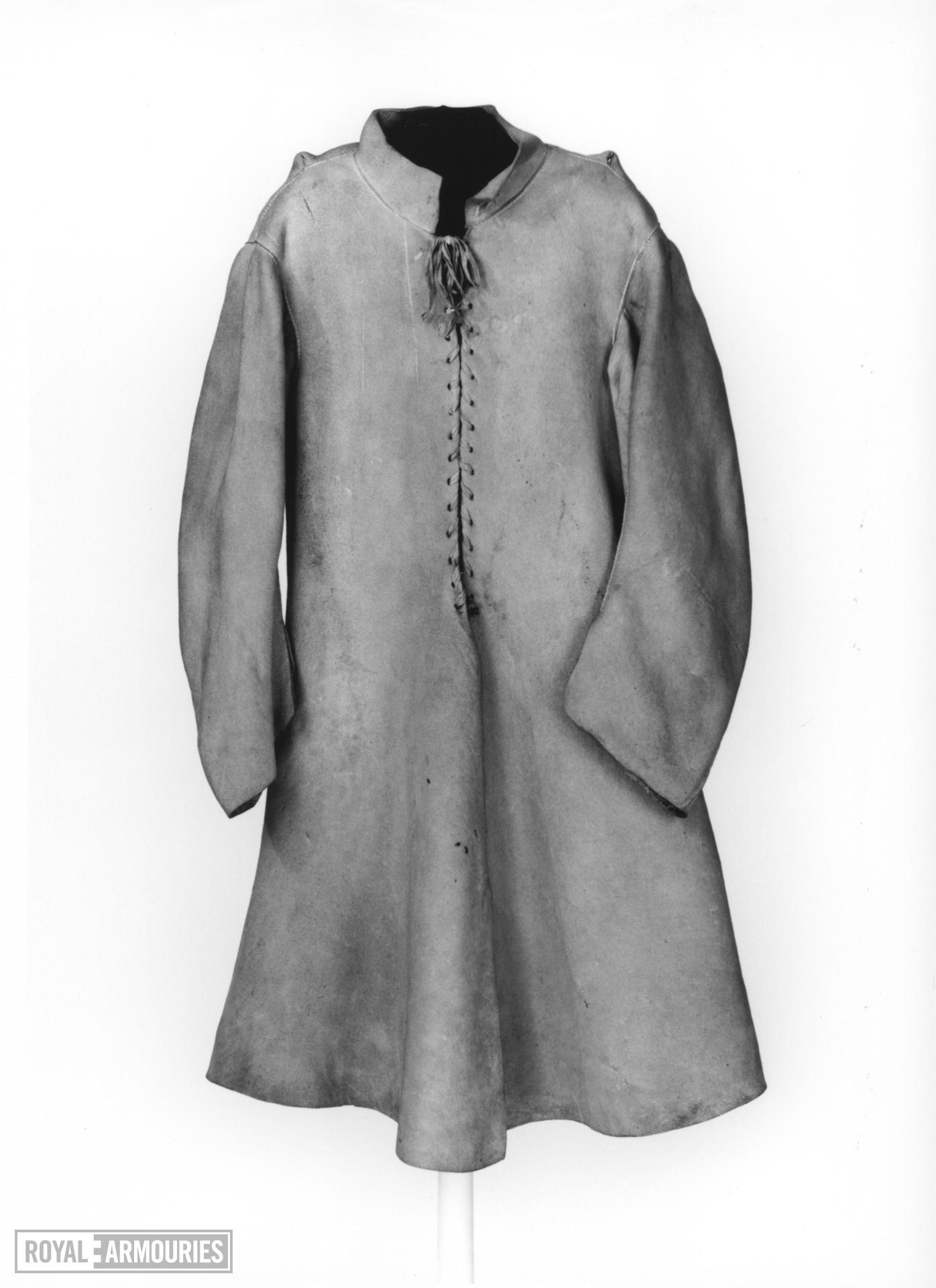 Buff coat