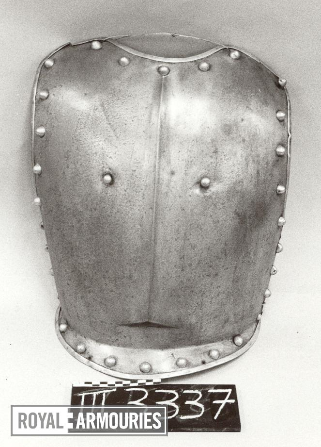 Breastplate For Household Cavalry