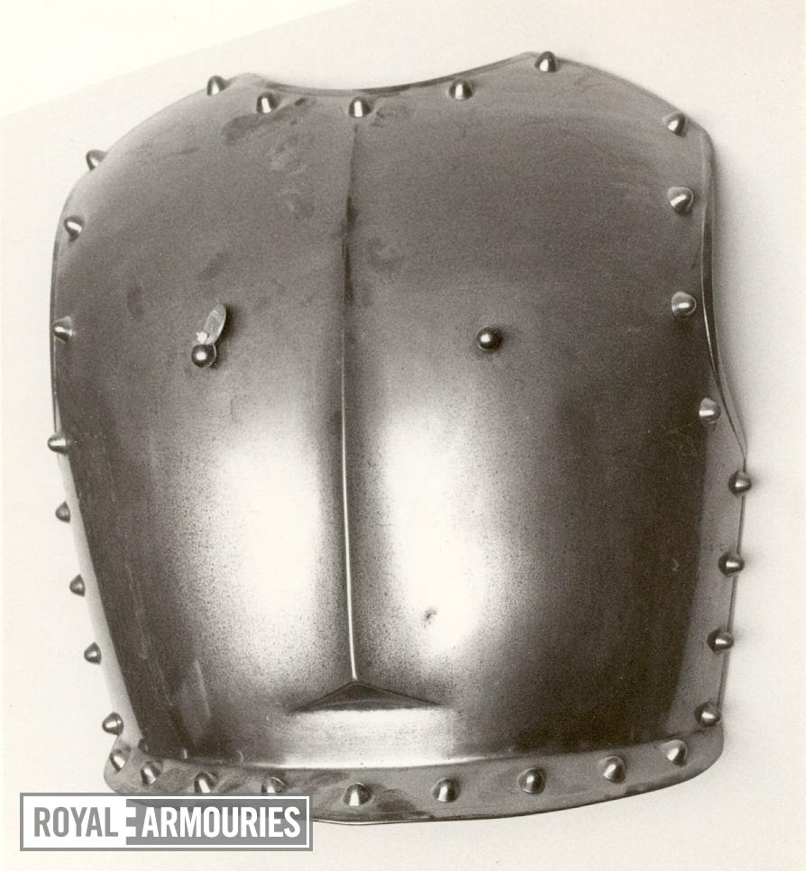 Breastplate Household cavalry 19th century