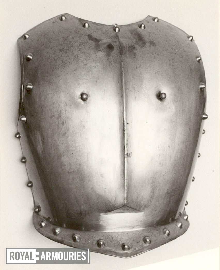breastplate Household cavalry breastplate