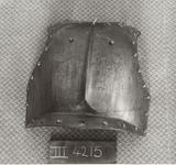 Thumbnail image of Breastplate For a trooper of the Lifeguards.
