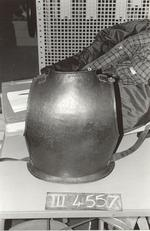 Thumbnail image of Harquebusier's backplate by Ralph Boulter