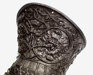 Thumbnail image of Right gauntlet attributed to Filippo Negroli