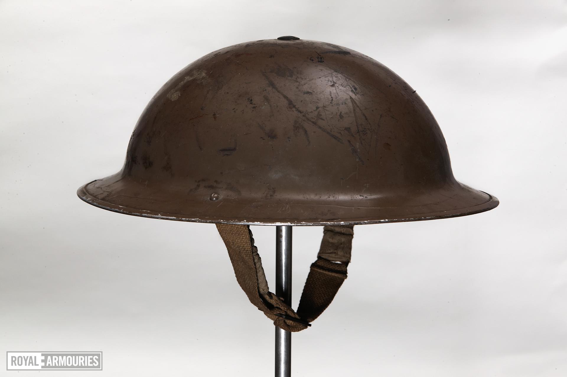 Brodie helmet Brodie mark II