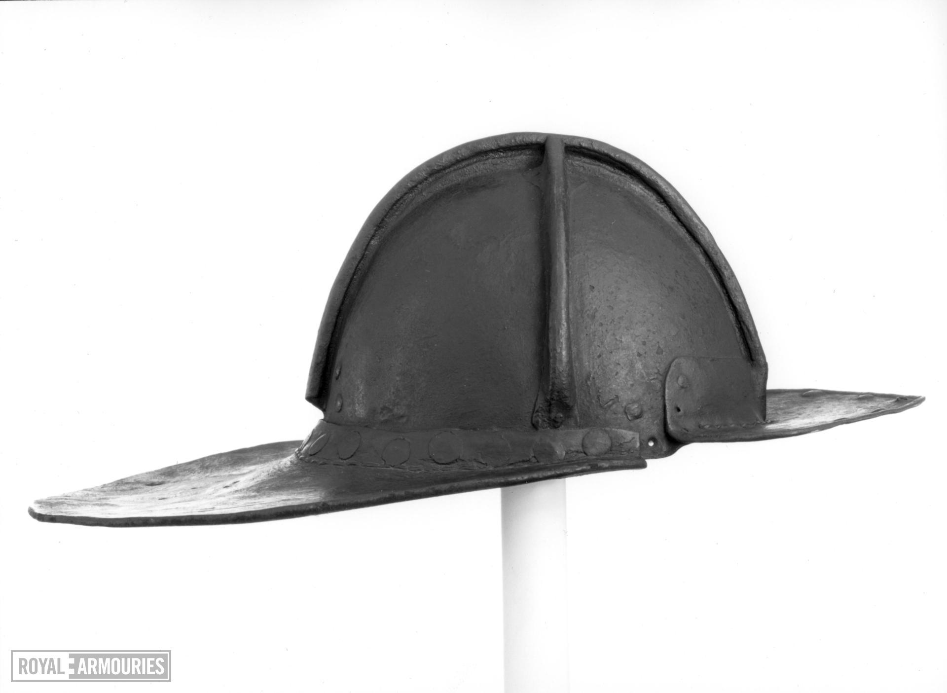 Sapper's helmet