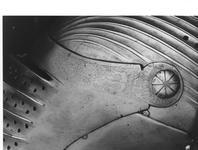 Thumbnail image of Armet - Maximilian style Armet etched roses. Possibly by Konrad Seusenhofer
