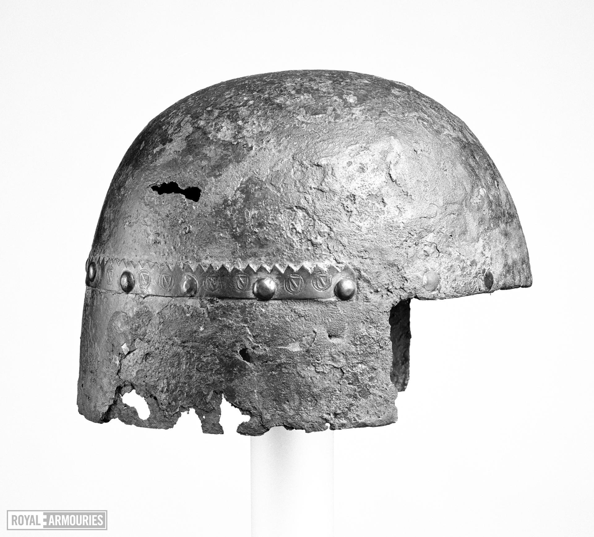 Helmet - Hundred Years' War