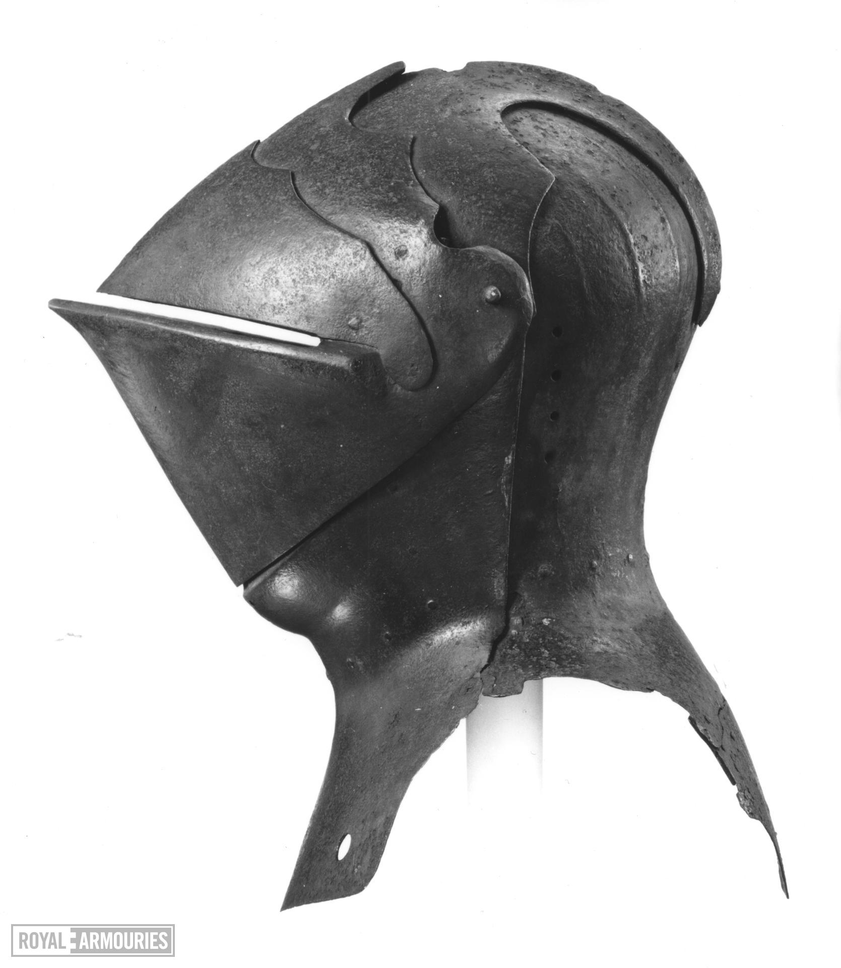 Helm For the joust