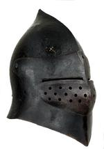 Thumbnail image of Sallet Modified into a bascinet