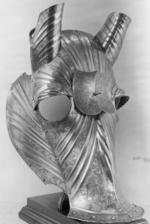 Thumbnail image of Shaffron Part of the Fico group of armours
