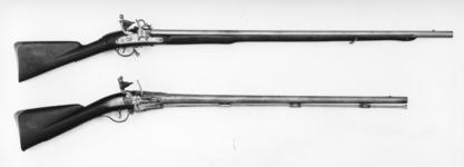 Thumbnail image of Flintlock breech-loading military musket - By Richard Wooldridge