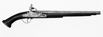 Thumbnail image of Flintlock holster pistol Of military type