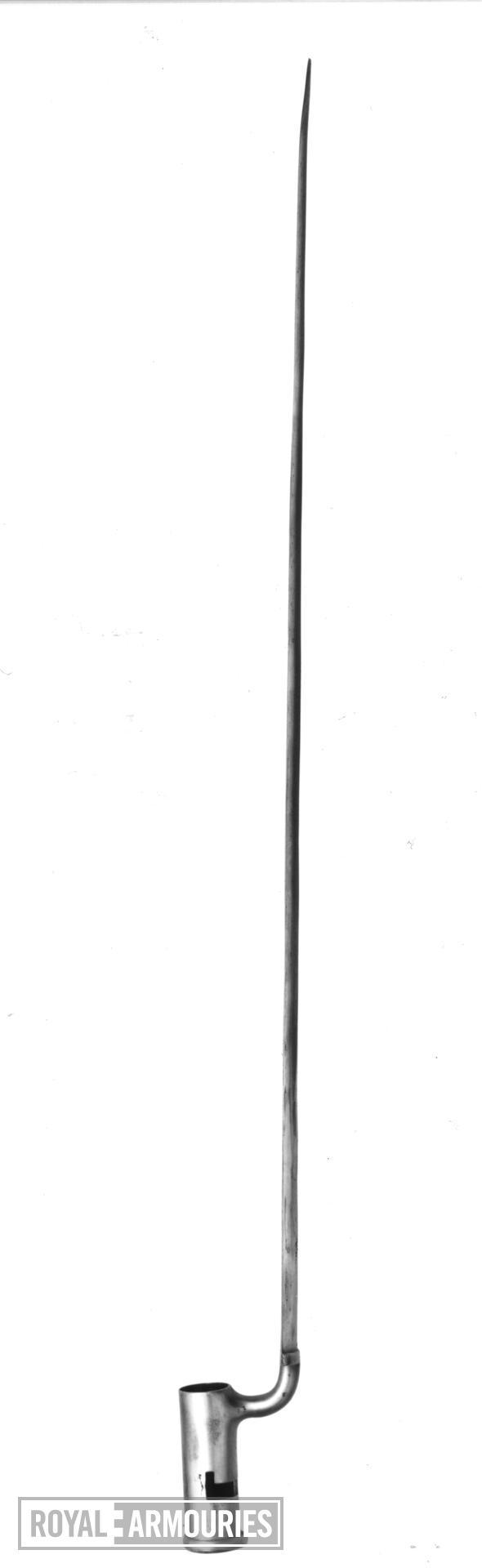 Bayonet Carbine bayonet