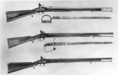 Thumbnail image of Bayonet Sword/socket bayonet by I. Gill