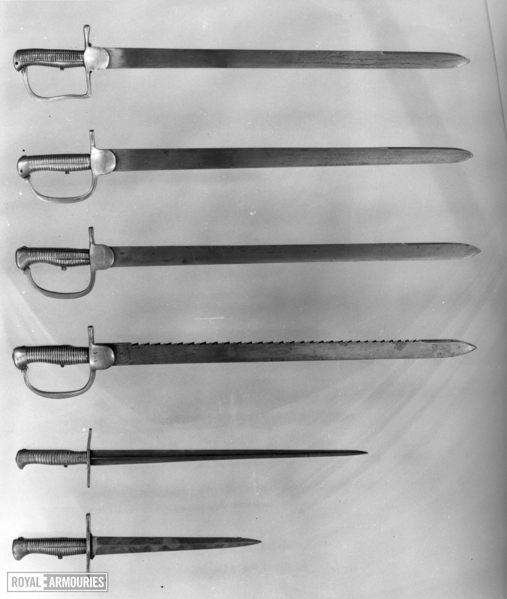 Bayonet Bayonet for Baker rifle