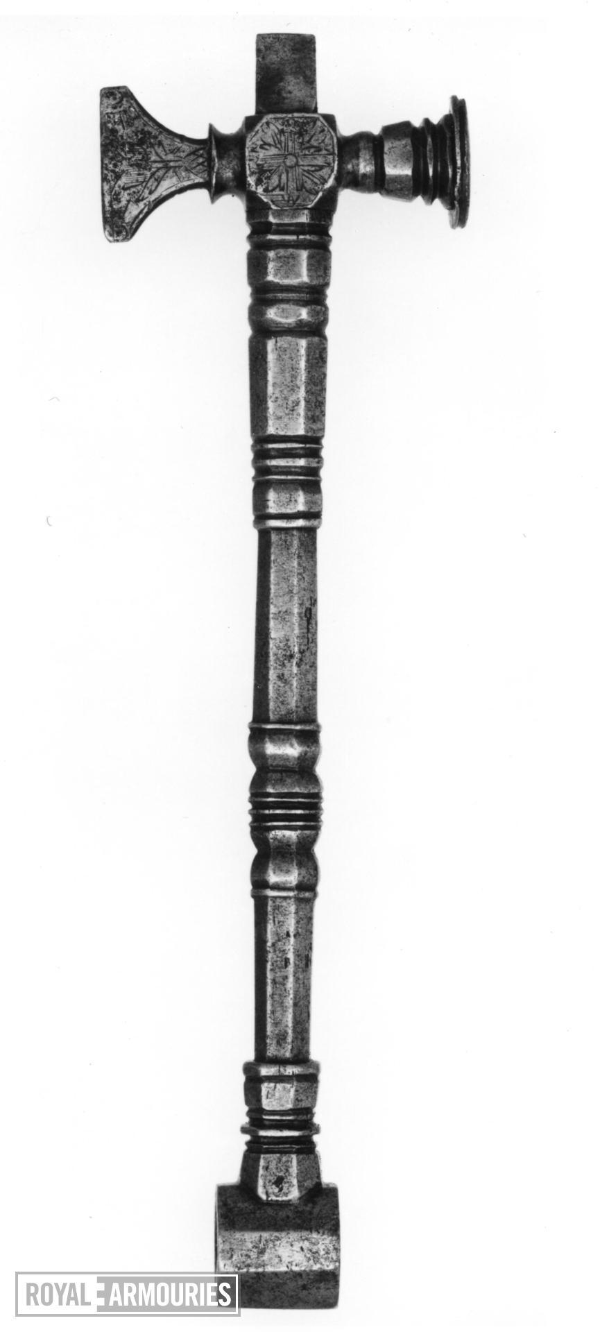 Wheellock spanner