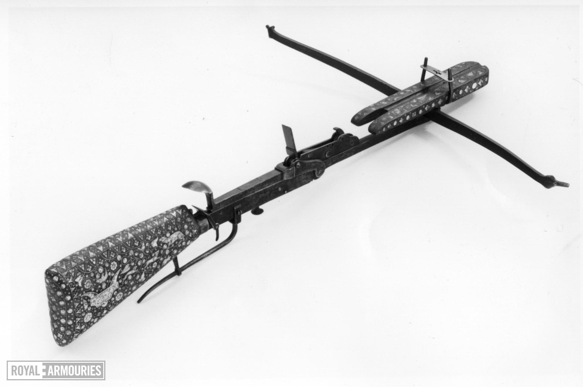 Crossbow Stone crossbow